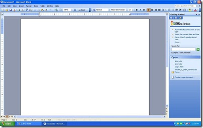 Is there a website that's like microsoft word that i can use to write my essay?